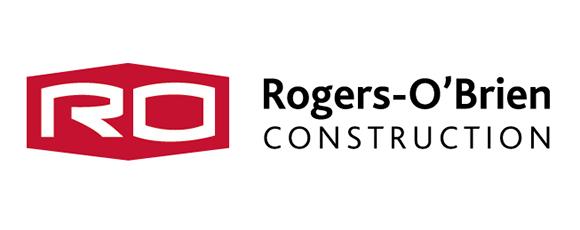 Rogers-O'Brien Construction Logo