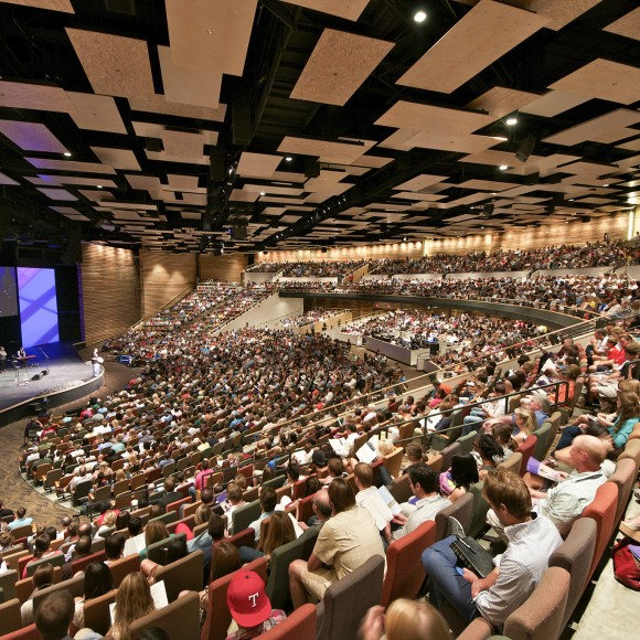 Watermark Church - Dallas, TX Omniplan