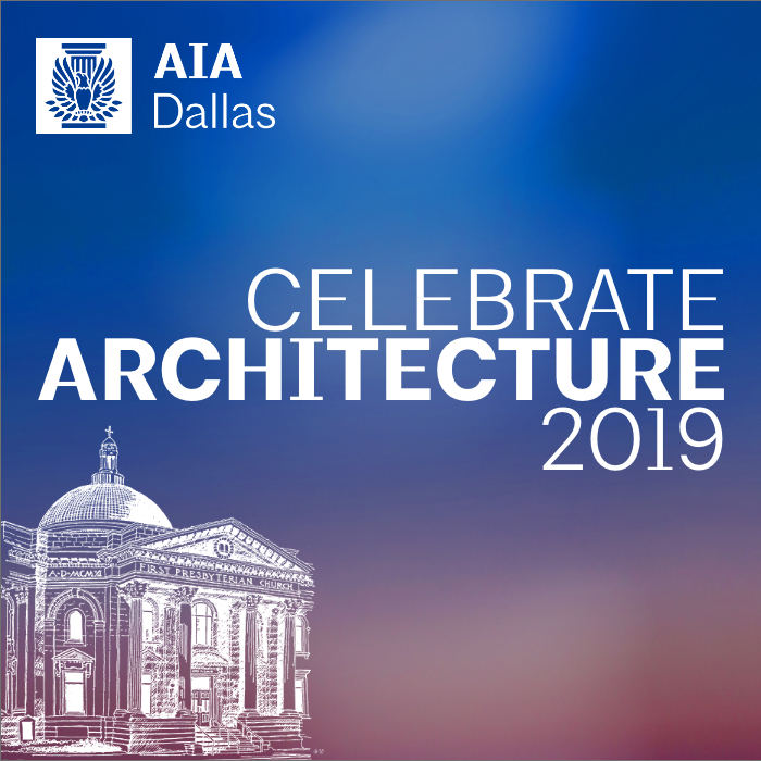 CELEBRATE ARCHITECTURE 2019