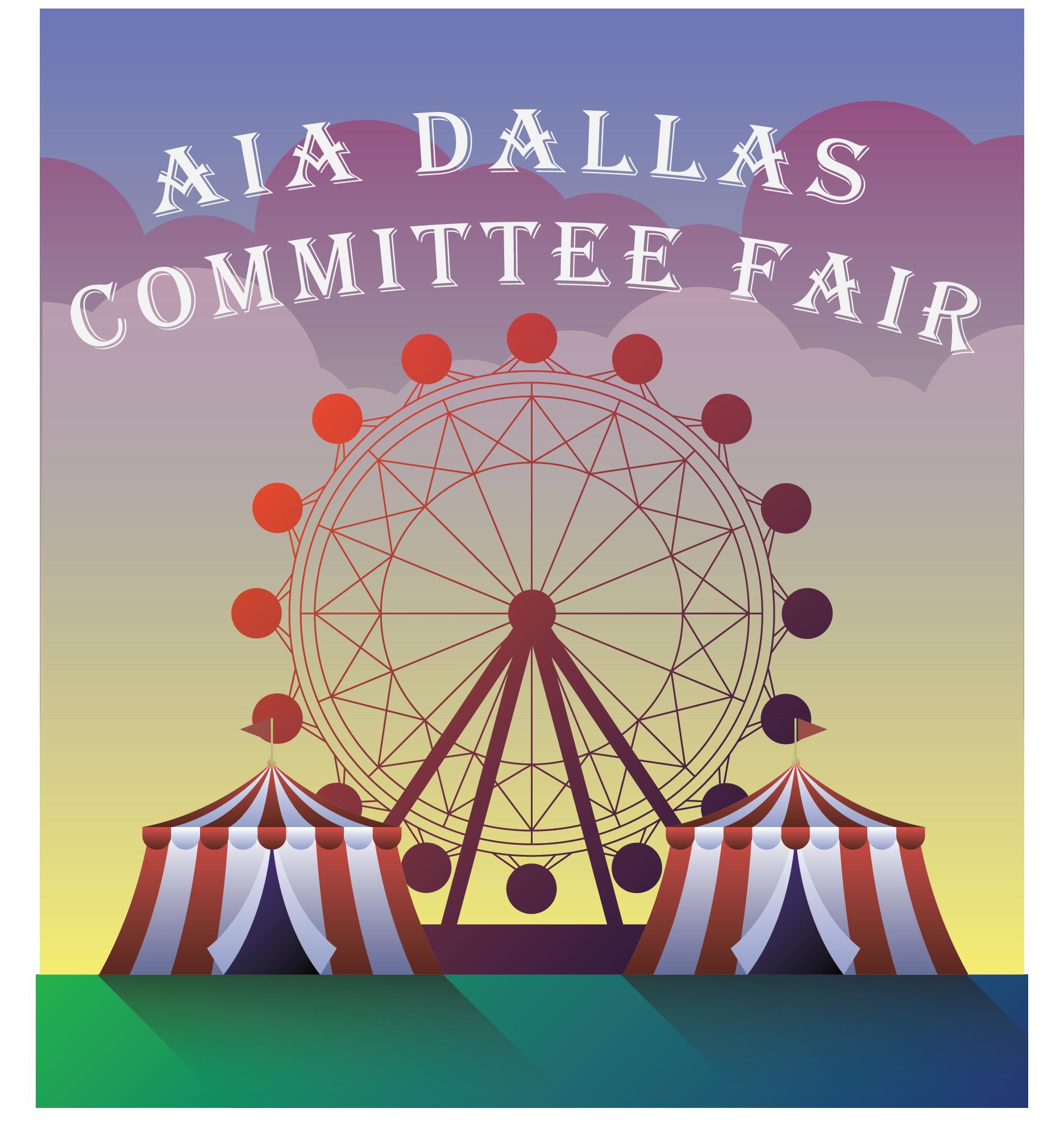 AIA Dallas Committee Fair