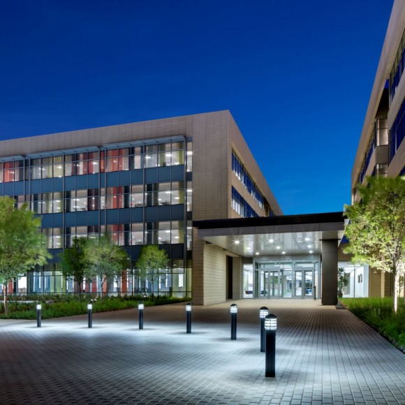 The Ericsson North American Headquarters expansion consists of two new four-story buildings, a connector building and two parking garages, all while managing an aggressive budget and schedule.
