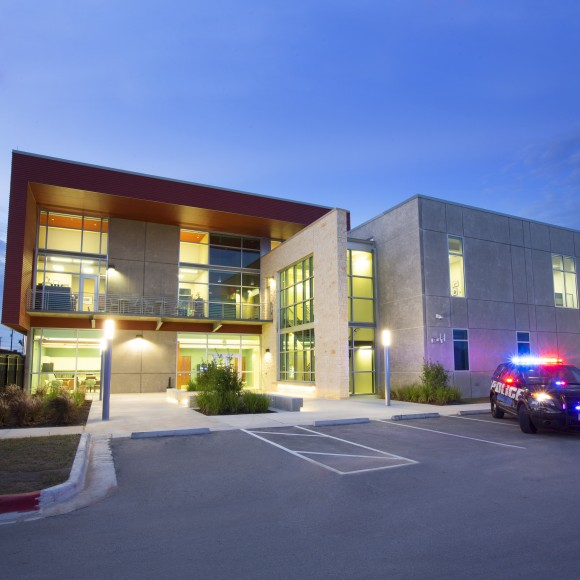 Georgetown, TX Public Safety Operations and Training Complex