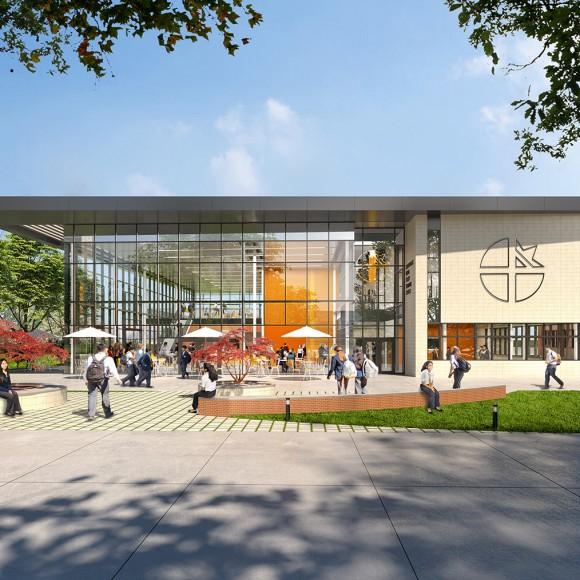Cristo Rey Dallas College Prep Innovation Center