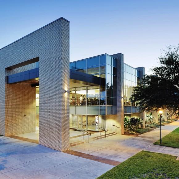 Panola College Baker Library Carthage, Texas