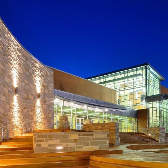 Smithson Valley High School, Comal ISD, New Braunfels, Texas