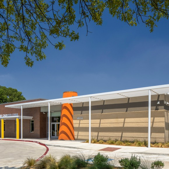 DISD Anne Frank Early Childhood Education Center | Dallas, TX