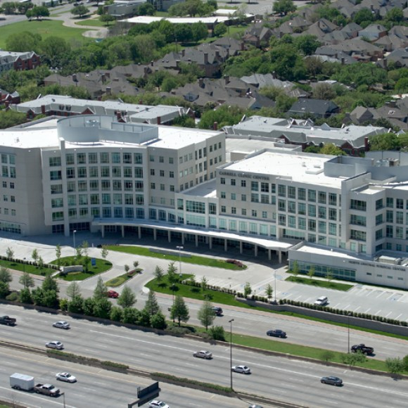 North Central Medical Plaza / Carrell Clinic Center - Dallas, Texas