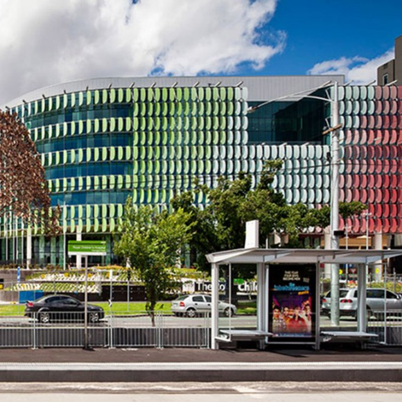 Royal Children's Hospital, Melbourne, Australia HKS, Inc./Blake Marvin