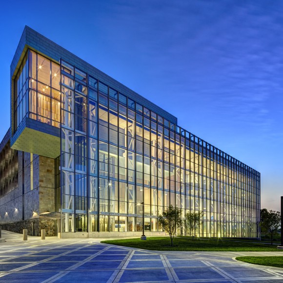 Mary Idema Pew Library Learning + Information Commons, Grand Valley State University, Allendale, Michigan