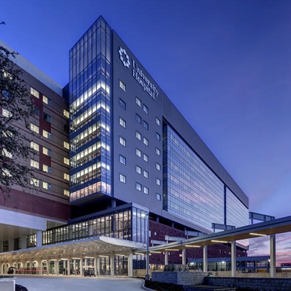 University Health System, University Hospital