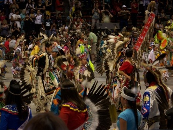 2014 Gathering of Nations -- America's largest annual powwow