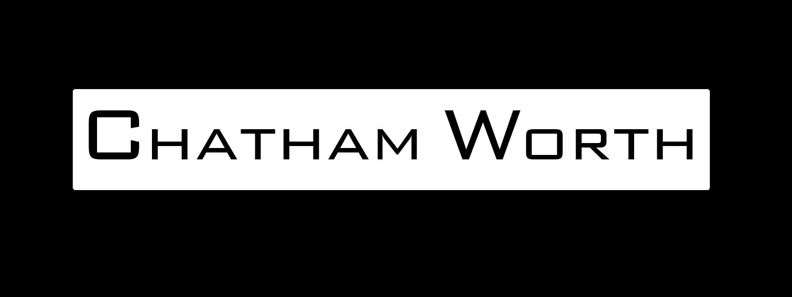 Bark + Build: Chatham Worth logo