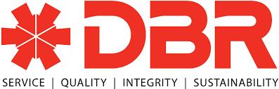 23rd Golf - DBR logo