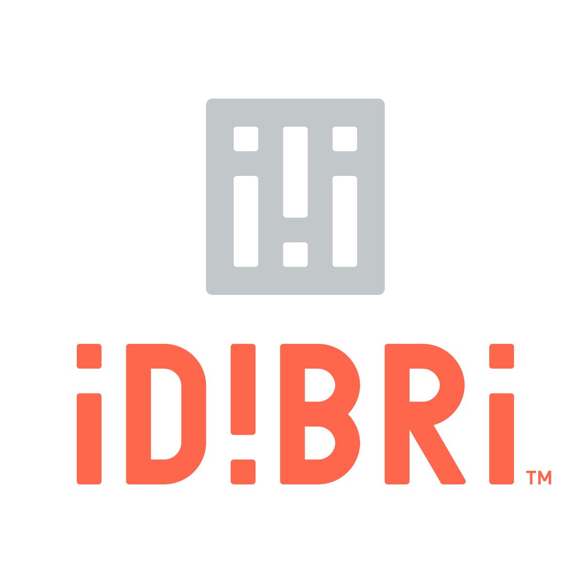 2020 Chapter Meeting Sponsor - Idibri logo