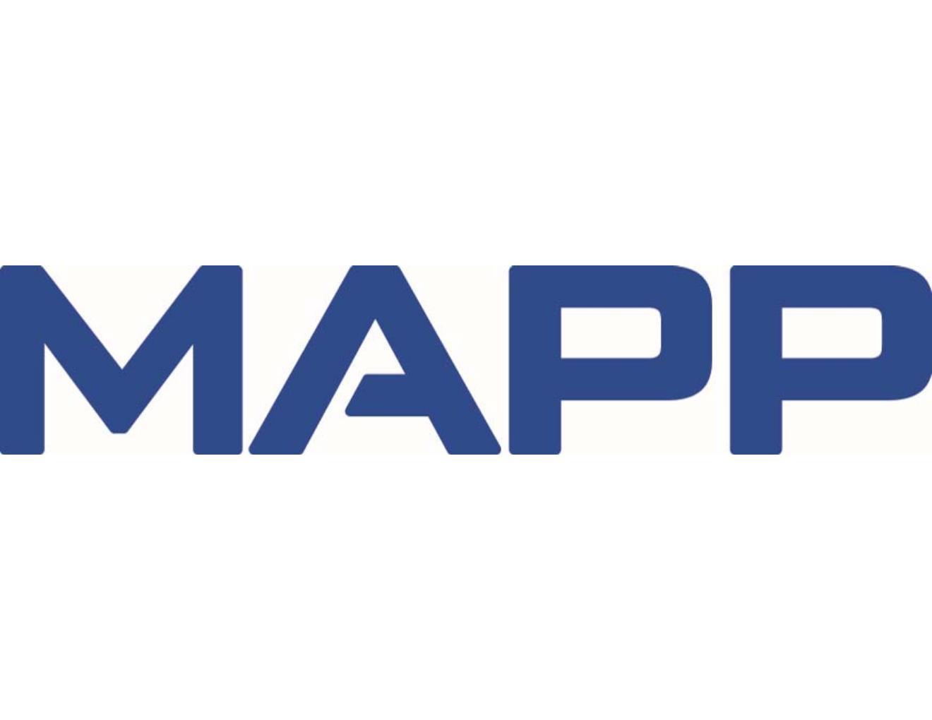 Bark + Build: MAPP logo