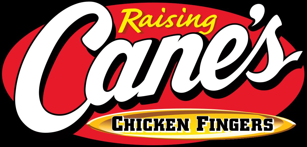 Bark + Build: Raising Cane's logo