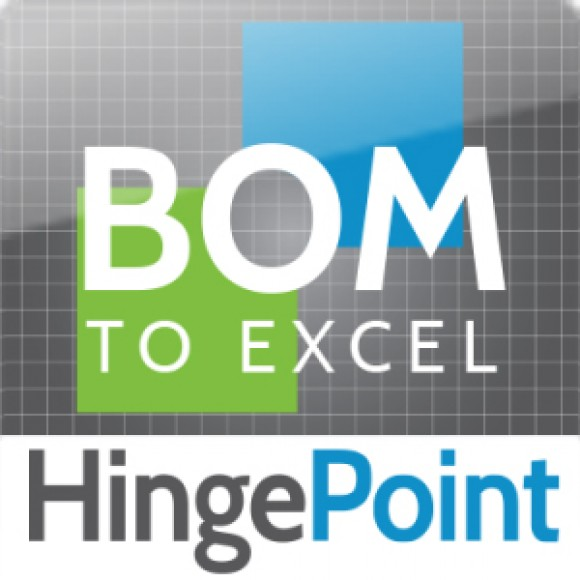 HingePoint's powerful plugin will save 100's of hours in Autodesk® Revit® BOM data analysis, reporting and quantity estimation. Create clear BOM reports beautifully formatted and exported instantly to Excel. We also make custom plugins for your needs.