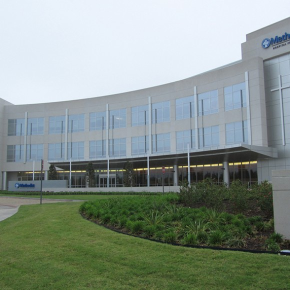 Methodist Hospital for Surgery specializes in spine, joint and orthopedic care.  TLC provided MEP/FP engineering for this $60 million facility
