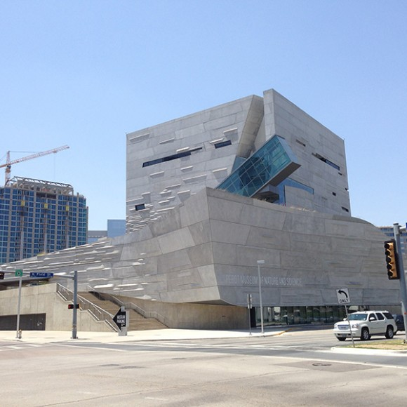 TLC provided fundamental and enhanced commissioning at Perot Museum, a Dallas landmark.
