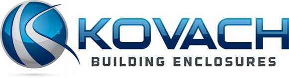 Kovach Building Enclosures Logo
