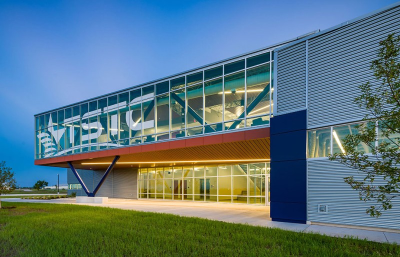Texas State Technical College Campus -