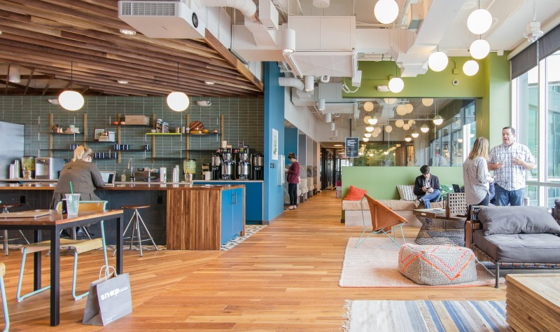 WeWork - various locations throughout Texas