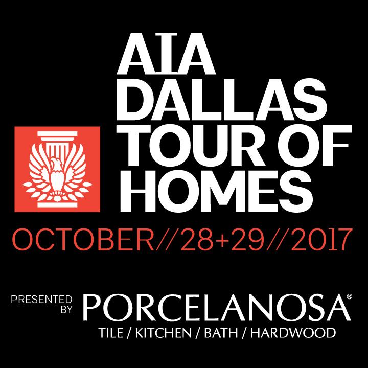 AIA Dallas Tour of Homes 2017