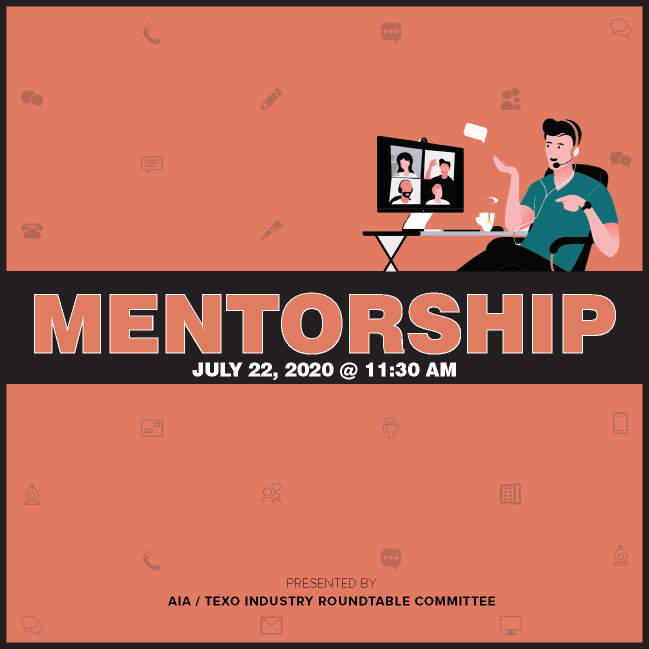 AIA|TEXO Industry Roundtable:  Mentorship
