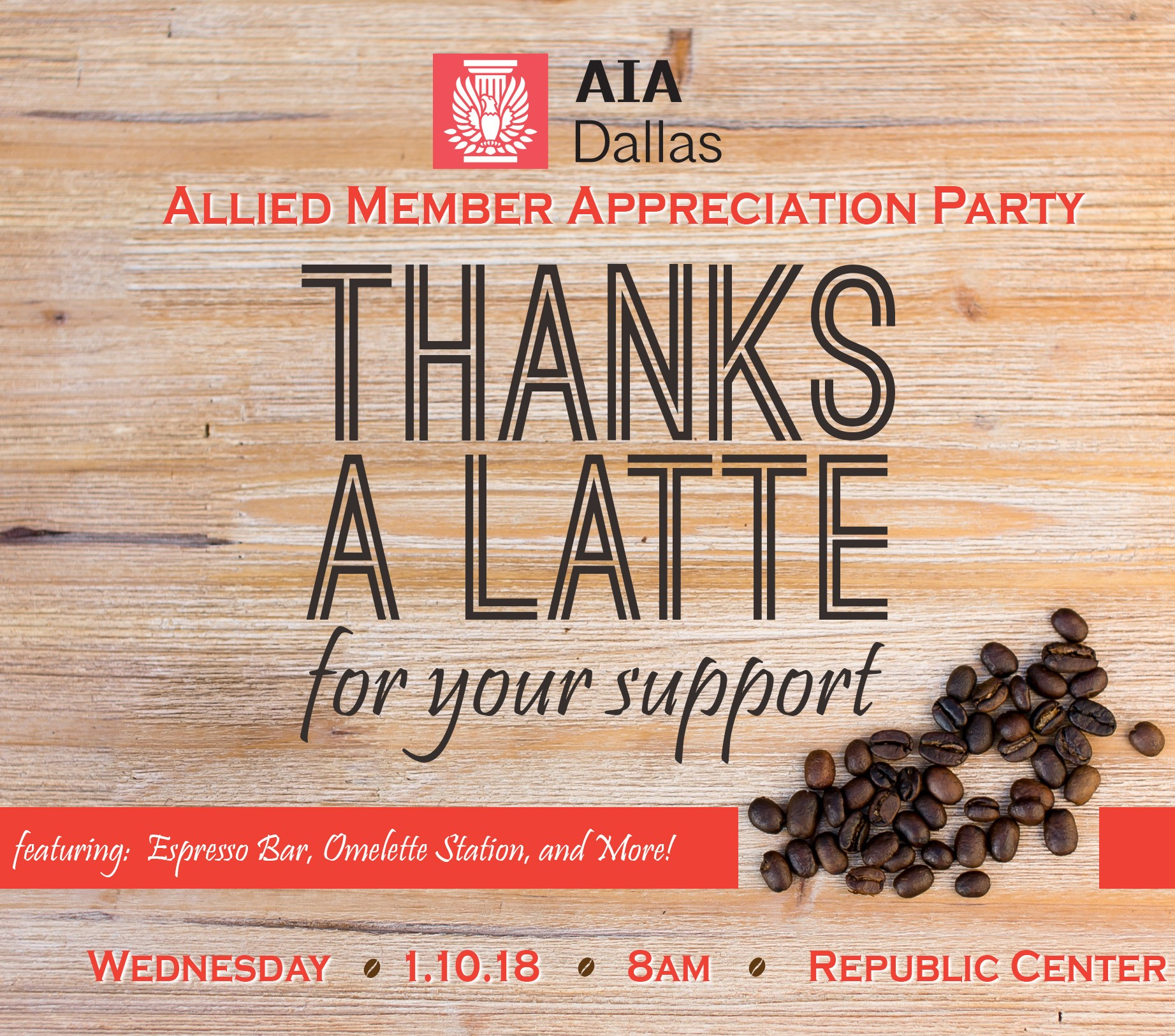 Allied Members Appreciation Breakfast