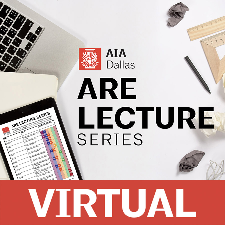 2020 ARE Lecture Series: Construction and Evaluation
