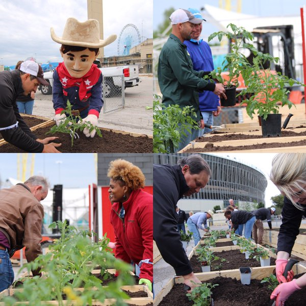 Tour: Big Tex Urban Farm