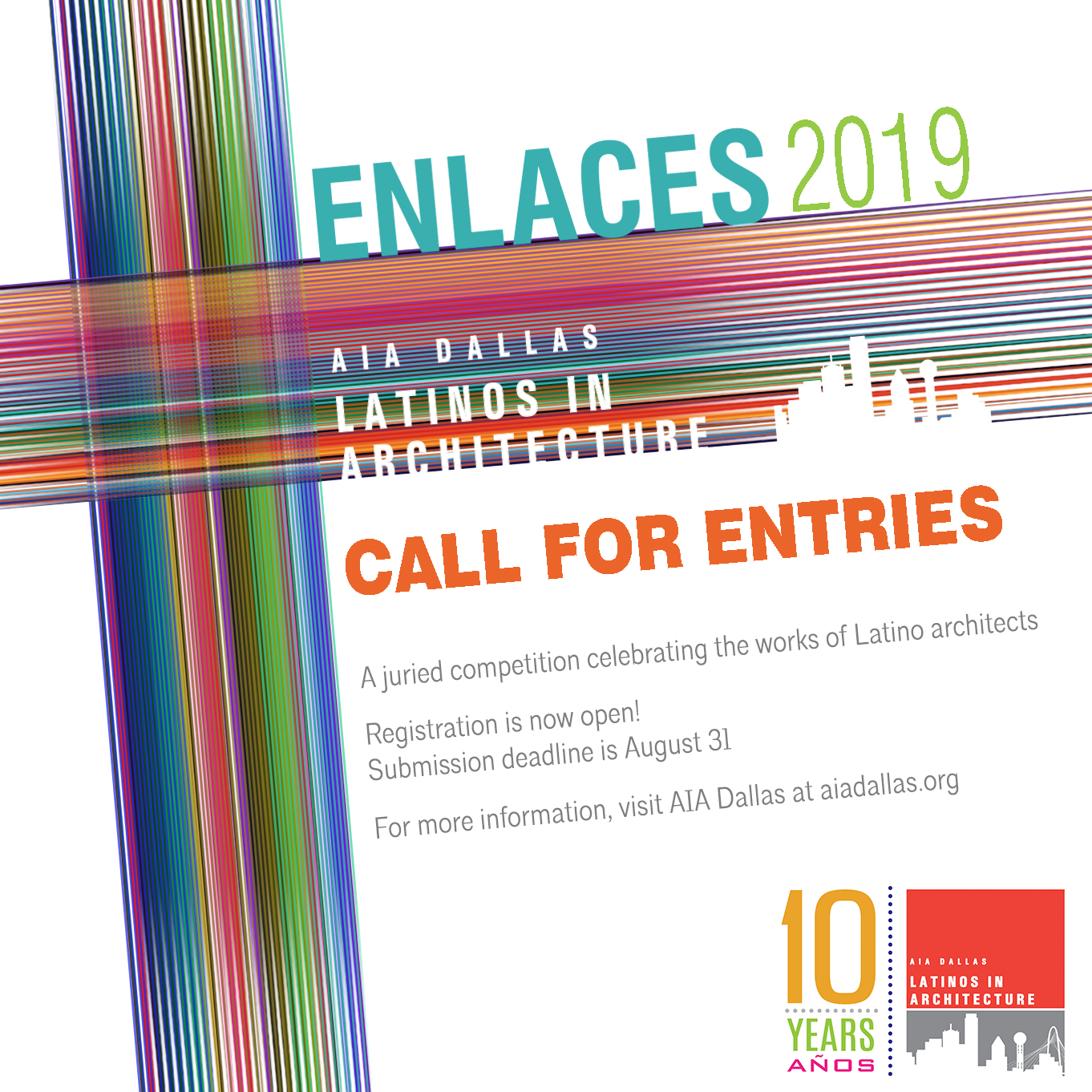 ENLACES 2019 - Call for Entries