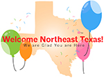 Northeast Texas Welcome Celebration