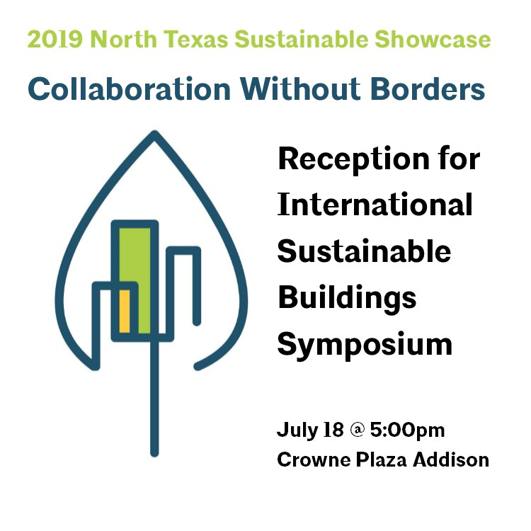 North Texas Sustainable Showcase 2019 Reception