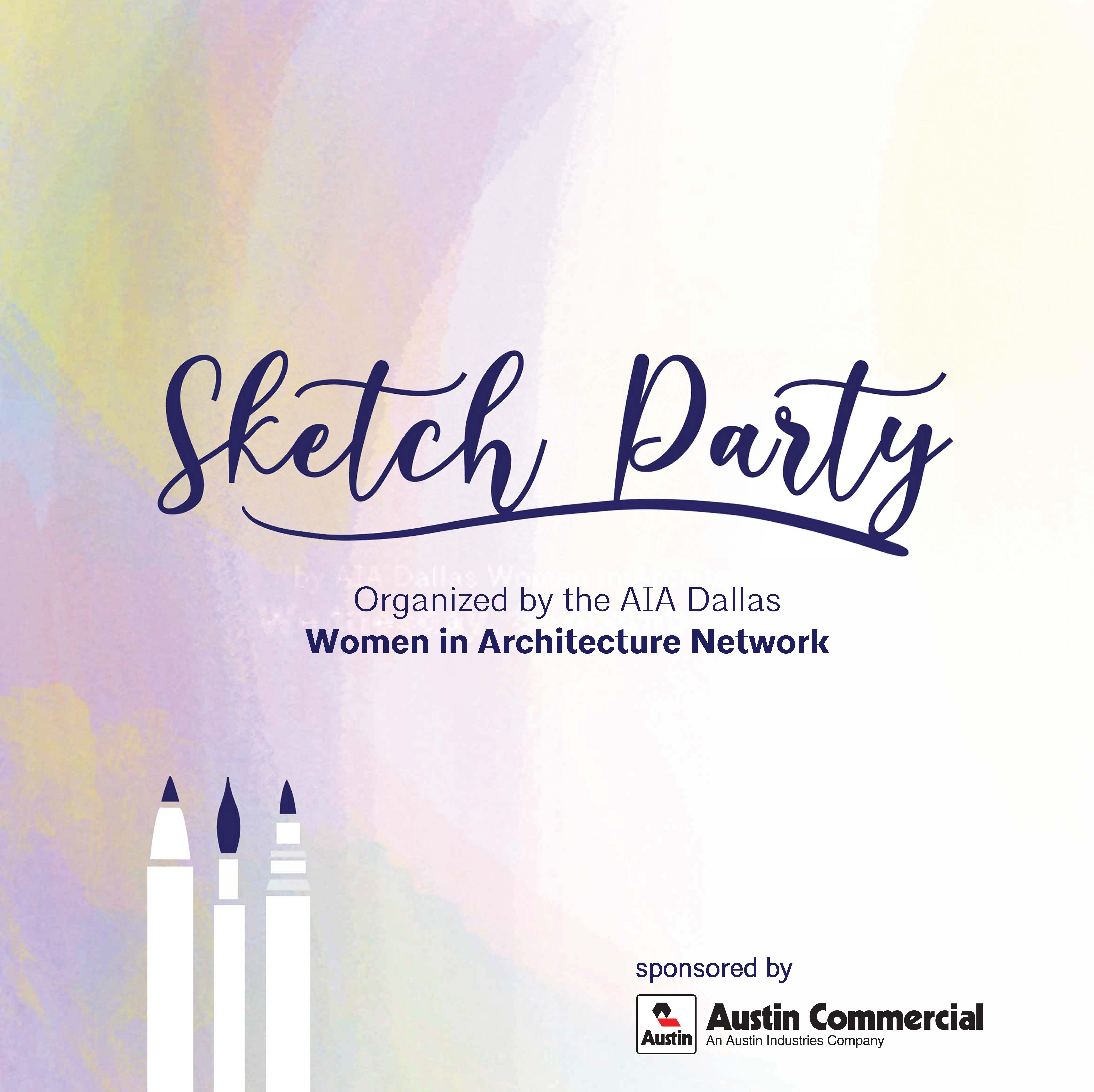 Women in Architecture: Sketch Party