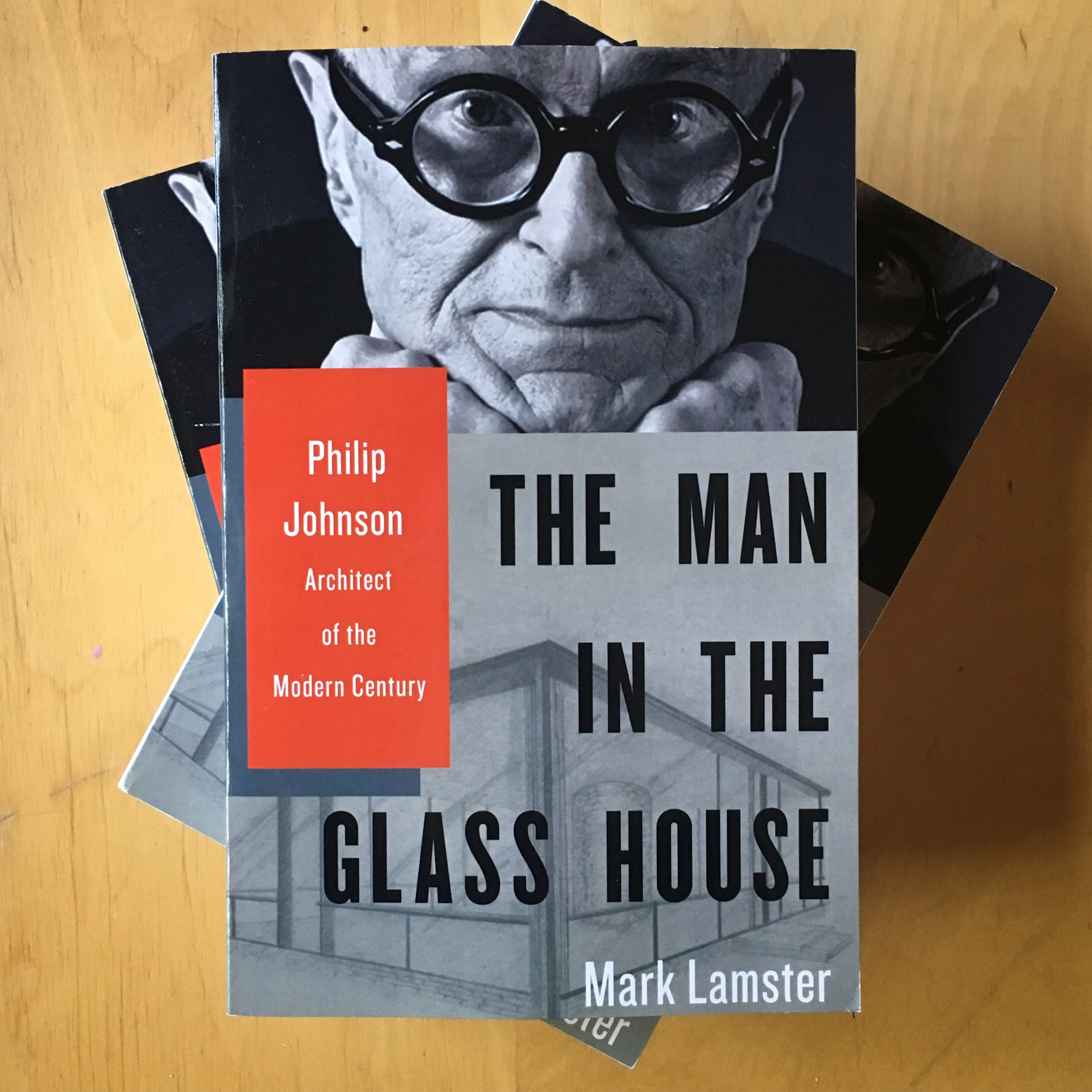 Book Talk: Mark Lamster-The Man in the Glass House