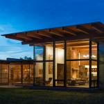 Big Tree Camp, Tobin Smith Architects