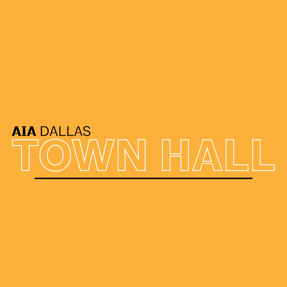 Women in Architecture Town Hall