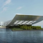 2013 Unbuilt Design Awards: Straits Forum Convention Center
