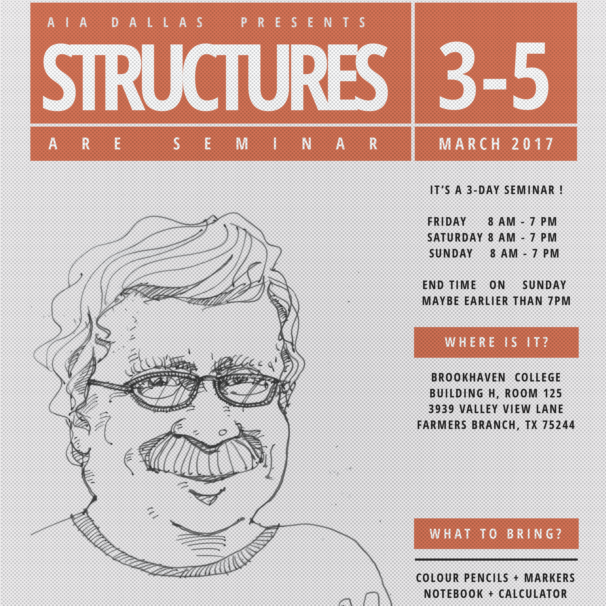 ARE 4.0 Structural Systems Seminar with Professor David Thaddeus, AIA, NCARB