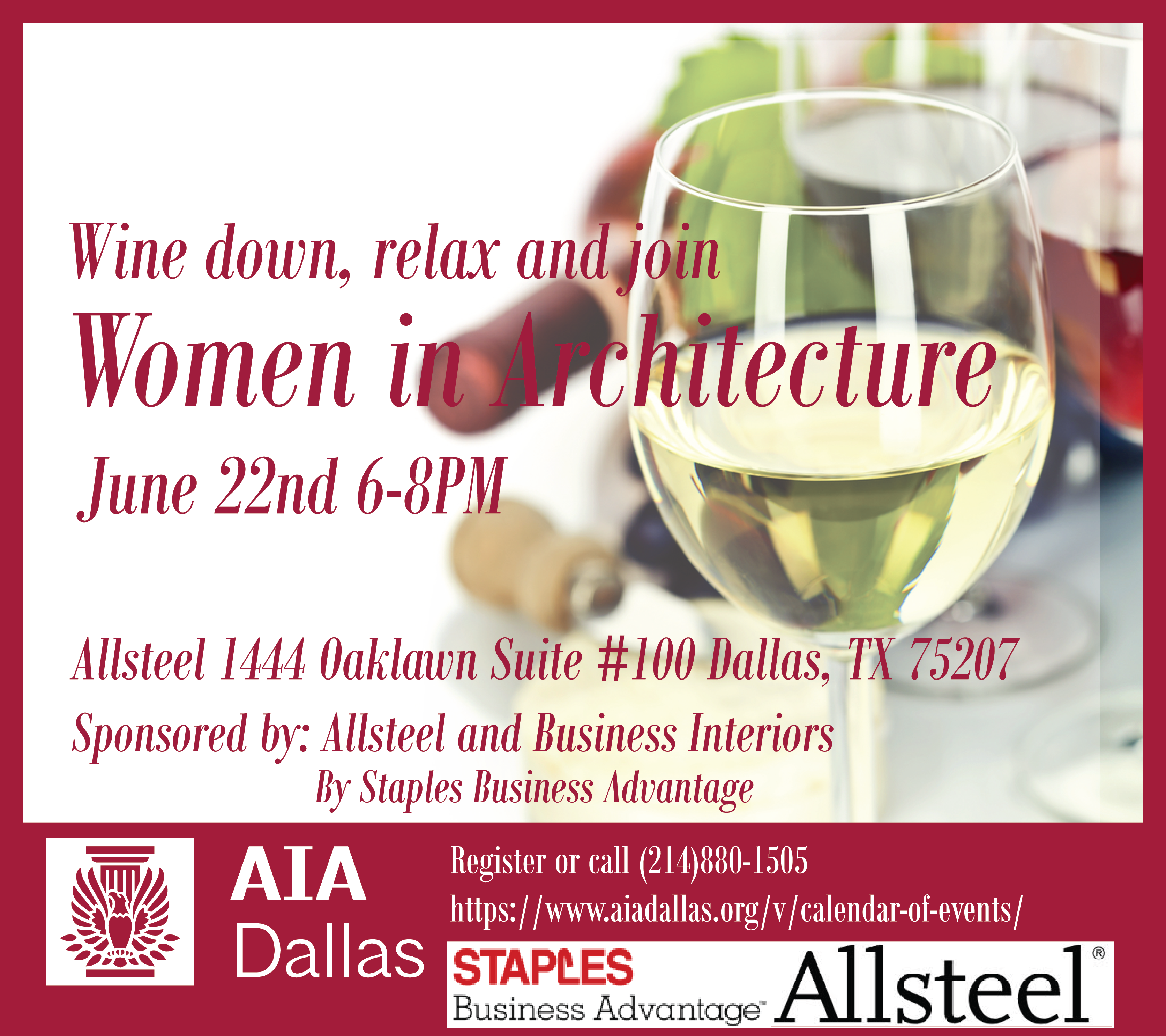 WIA Brings AIA Dallas Women Together For Friendship, Networking, And  Collaboration While Empowering Members To Impact Their Practice,  Profession, ...