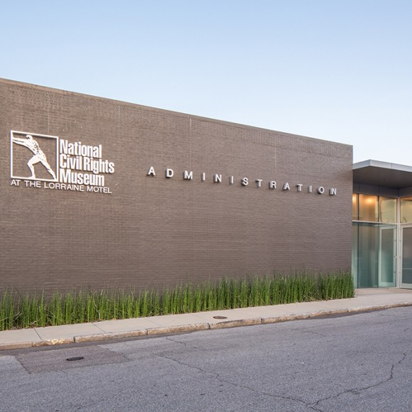 National Civil Rights Museum Administration Building  |  Memphis, TN