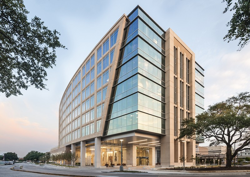 The 8111 Westchester office tower, located in the prime Preston Center area of Dallas, completed in 2015. The 200,000 sq. ft. building, designed by BOKA Powell, is expected to set a new standard for commercial office properties in Dallas, offering tenants flexibility and efficiency surrounded by best-in-class finishes and amenities. Erika Brown Edwards