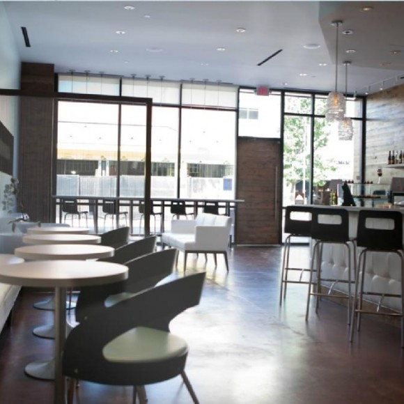 Sugar Box Wine Bar - Interior Architectural Design Consultant for Michelle Meredith & Associates.