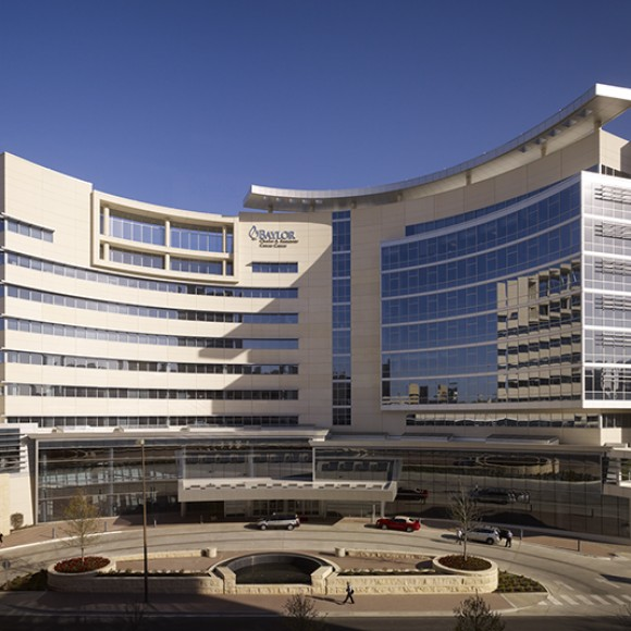 Baylor University Medical Center, Charles A. Sammons Cancer Center
