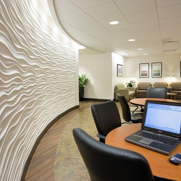 Baylor University Medical Center Surgical Waiting Area Dallas, TX