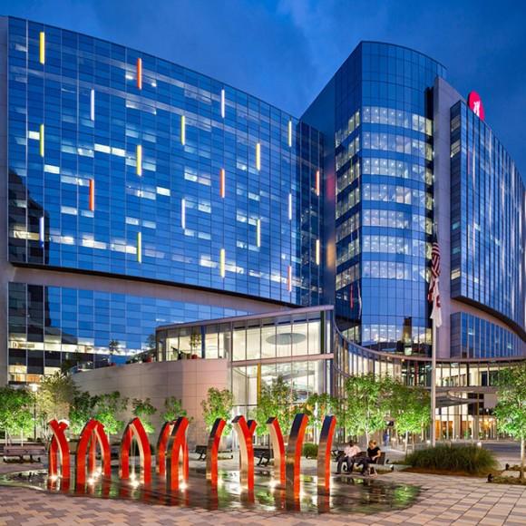 Benjamin Russell Hospital for Children, Birmingham, Alabama HKS, Inc./Blake Marvin