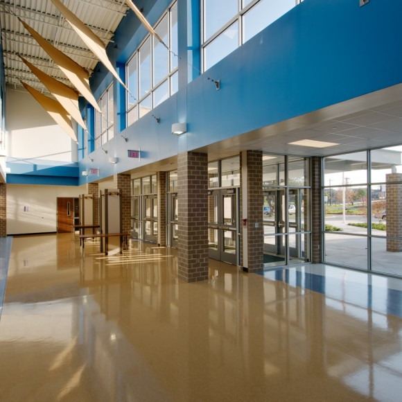 Medrano Middle School (DISD) - Dallas, Texas