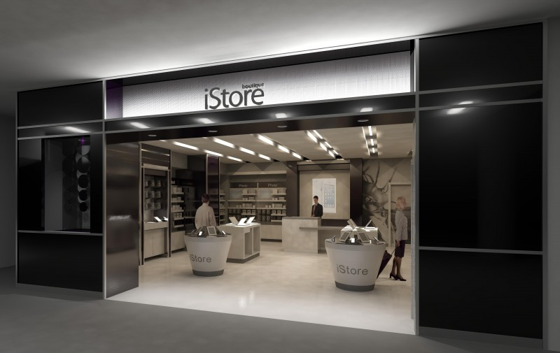 iStore - Retail - George Bush Intercontinental Airport