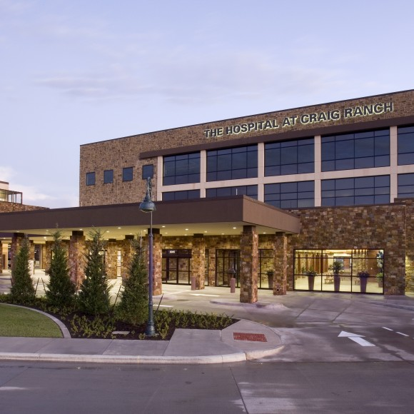 The Hospital and Medical Office at Craig Ranch - McKinney, Texas